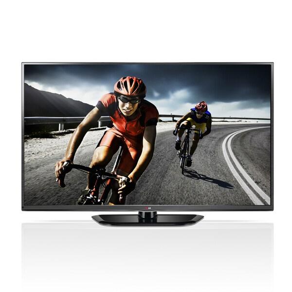 "LG 50PN6500 50"" 1080p Plasma TV - 16:9 - HDTV 1080p - 600 Hz"