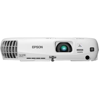 Epson PowerLite W16 3D Ready LCD Projector - 720p - HDTV - 16:10