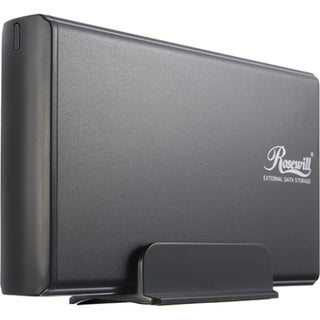 Rosewill RX35-AT-IU BLK Drive Enclosure External - Black