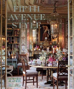 Fifth Avenue Style: A Designer's New York Apartment (Hardcover)