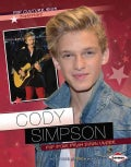 Cody Simpson: Pop Star from Down Under (Hardcover)