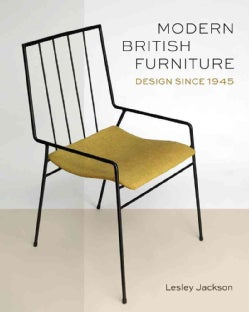 Modern British Furniture: Design Since 1945 (Hardcover)