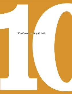 What's on Your Top 10 List? (Hardcover)