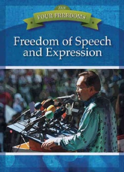 Freedom of Speech and Expression (Paperback)