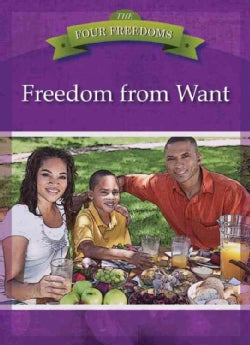 Freedom from Want (Hardcover)