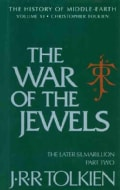 The War of the Jewels: The Later Silmarillion : Part Two : The Legends of Beleriand (Hardcover)