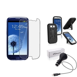 BasAcc Case/ Charger/ Protector for Samsung Galaxy S III/ S3