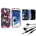 BasAcc Case/ Headset/ Protector for Samsung Galaxy S III/ S3