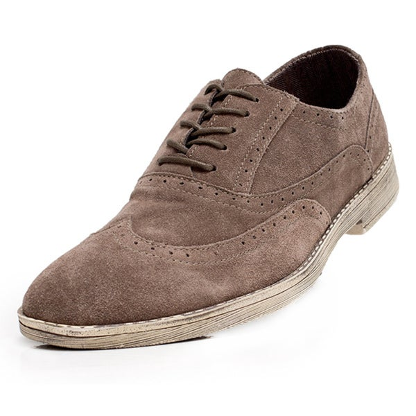 Hey Dude Men's 'Vinci' Suede Oxfords