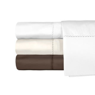 Grand Luxe Egyptian Cotton Bellisimo 800 Thread Count Deep Pocket Sheet Separates and Pillowcase Pair Separates