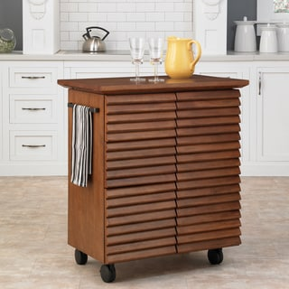 Cascade Louvred Kitchen Cart