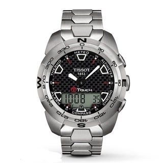 Tissot Men's 'T-Touch Expert' Analog-Digital Multifunction Watch