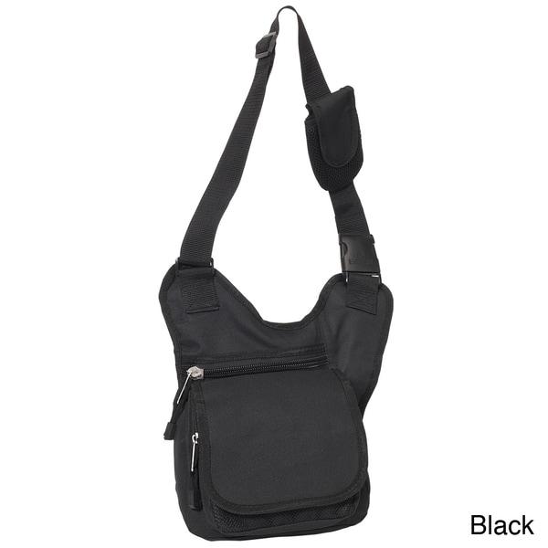 Everest 10-inch Side Messenger Bag