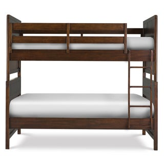 Twilight Twin over Twin Bunk Bed
