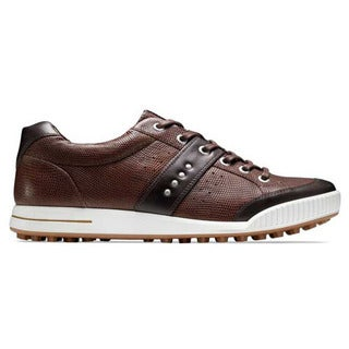 Ecco Men's Golf Street Luxe Golf Shoes
