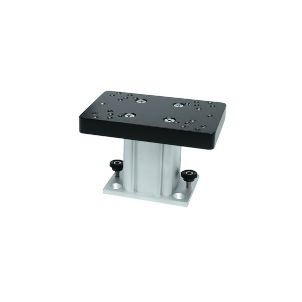 Cannon Aluminum Fixed Base Pedestal Mount
