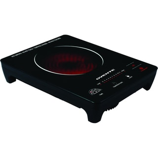 Ovente 1200-watt Portable Ceramic Infrared Cooktop