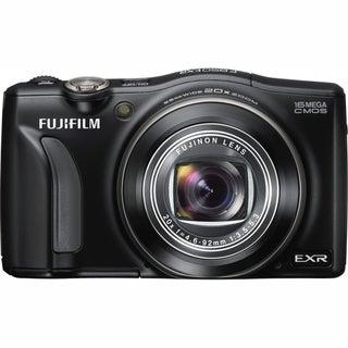 Fujifilm FinePix F850EXR 16 Megapixel Compact Camera - Black