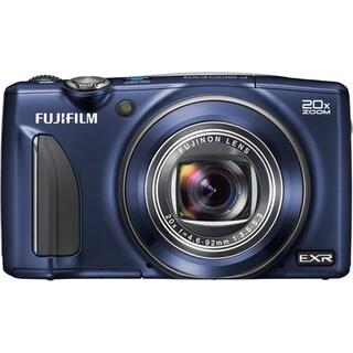 Fujifilm FinePix F900EXR 16 Megapixel Compact Camera - Blue