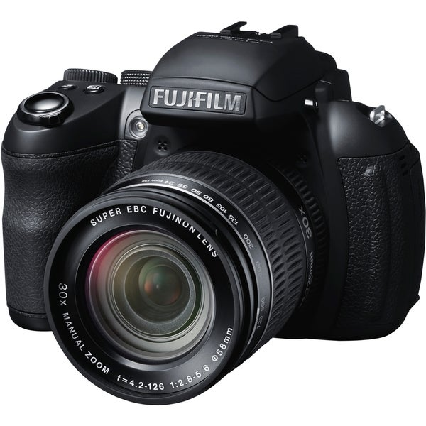Fujifilm FinePix HS35EXR 16 Megapixel Bridge Camera - Black