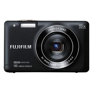 Fujifilm FinePix JX680 16MP Black Digital Camera