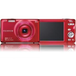 Fujifilm FinePix JX680 16 Megapixel Compact Camera - Red