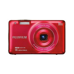 Fujifilm FinePix JX680 16MP Red Digital Camera