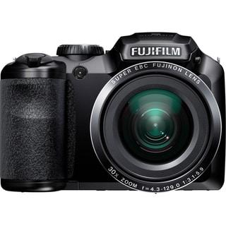 Fujifilm FinePix S4800 16 Megapixel Compact Camera - Black