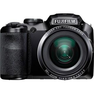Fujifilm FinePix S6800 16.2 Megapixel Compact Camera - Black