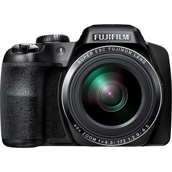 Fujifilm FinePix S8200 16.2 Megapixel Bridge Camera - Black