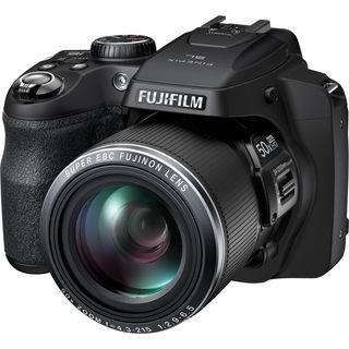 FujiFilm FinePix SL1000 16.2MP Bridge Black Digital Camera