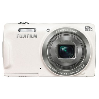 Fujifilm FinePix T550 16MP White Digital Camera