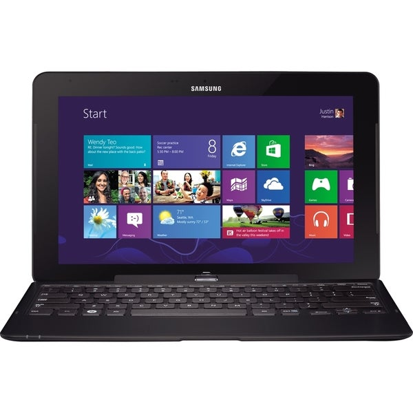 "Samsung ATIV Smart PC Pro 7 XE700T1C-HA1US Tablet PC - 11.6"" - SuperB"
