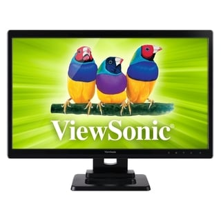 "Viewsonic TD2420 24"" LED LCD Touchscreen Monitor - 5 ms"