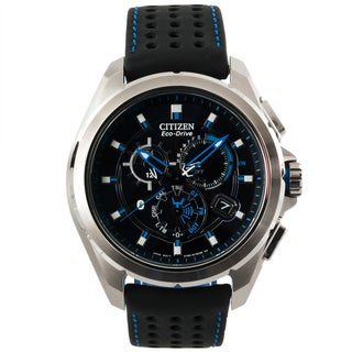 Citizen Men's 'Proximity' Eco-Drive Steel Bluetooth Watch