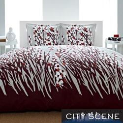 City Scene Spring Arbor 3-piece Comforter Set