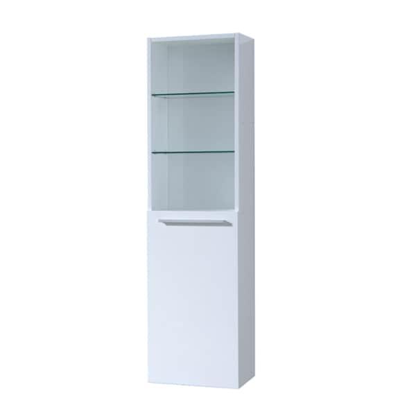 Silestine 16-inch Bathroom Side Cabinet