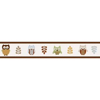 Sweet JoJo Designs Night Owl Wall Border