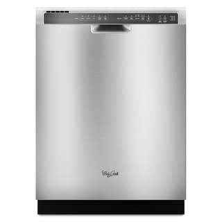 Whirlpool WDF530PAYM Stainless Steel Dishwasher