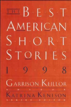 The Best American Short Stories 1998 (Paperback)
