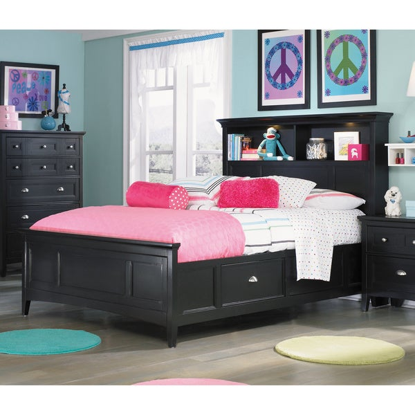 Magnussen Bennett Full Panel Bed with Storage