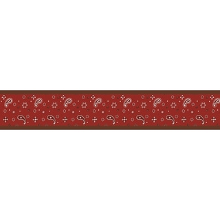 Sweet JoJo Designs Wild West Cowboy Print Wall Border