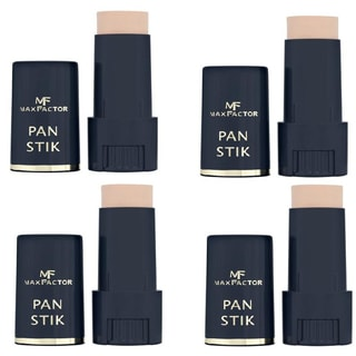 Max Factor Pan Stik 25 Fair Foundation (Pack of 4)
