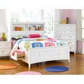 Kenley Twin Bookcase Bed with Regular Rail and Storage