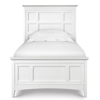 Kenley Full Panel Bed with Regular Rail and Storage