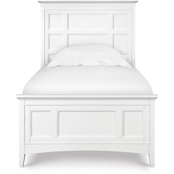 Kenley Twin Panel Bed with Regular Rail and Storage