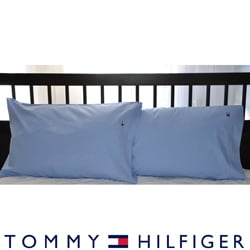 Tommy Hilfiger Solid Pillowcase Set