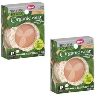 Physicians Formula Organic Wear 2161 Blush (Pack of 2)