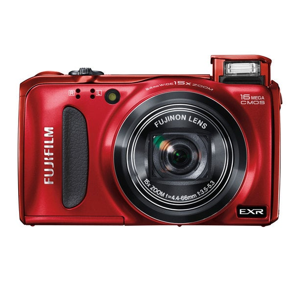 Fujifilm FinePix F660EXR 16MP Digital Camera
