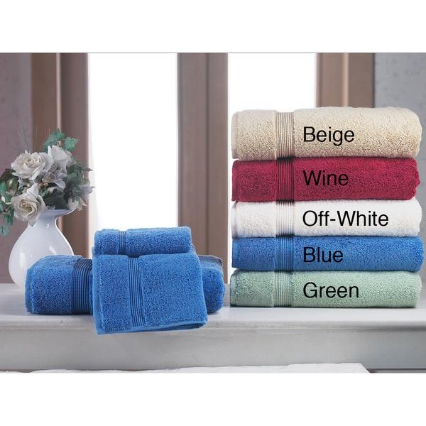 Lucia Minelli Egyptian Cotton 6-piece Towel Set